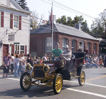 Fall Harvest Parade
